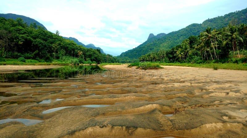Dide река стоковая фотография