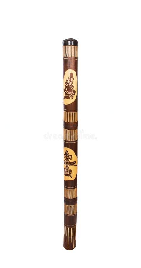 Didgeridoo royalty-vrije stock foto's