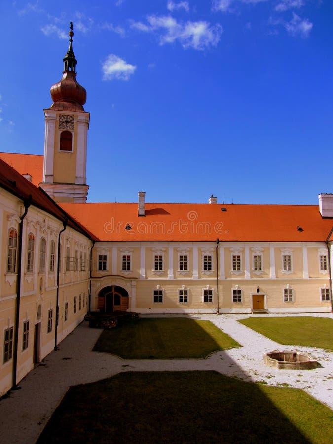 Die Abtei von Nova Rise stockfoto