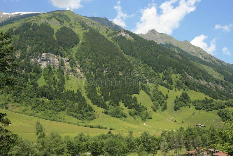 Die Alpen 3 Lizenzfreies Stockbild