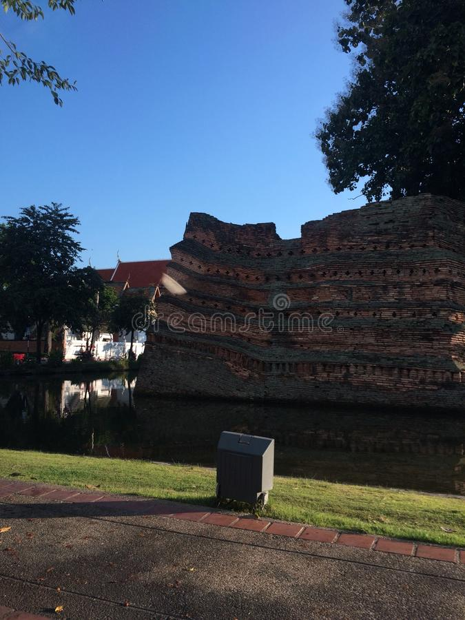 Die alte Festung lizenzfreies stockbild