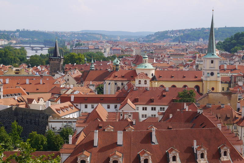 Die alte Stadt stockbilder
