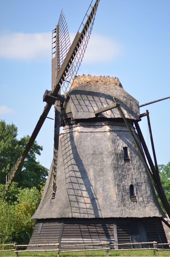 Die alte Stadt von Odense lizenzfreie stockfotos