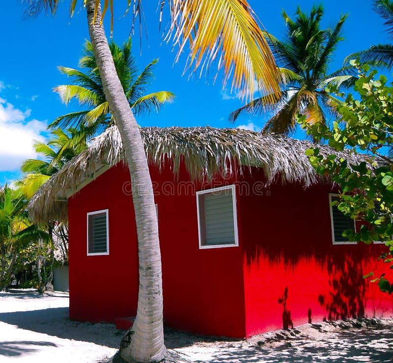 Die Ansicht der Catalina-Insel, Dominikanische Republik lizenzfreies stockfoto