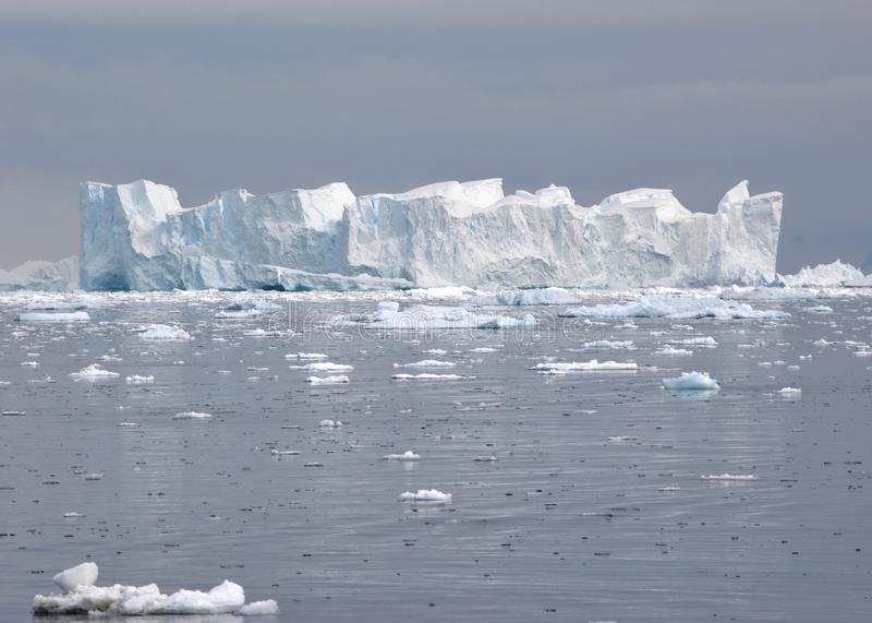 Die Antarktis 2 lizenzfreies stockbild