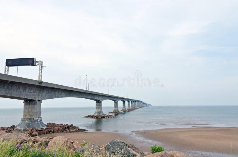 Die Bündnis-Brücke stockfoto