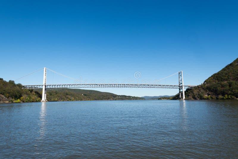 Die Bear Mountain-Brücke stockbild