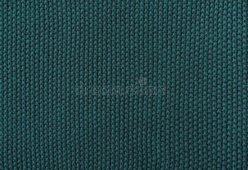 Die Beschaffenheit des gestrickten Purpurs des woolen Gewebes stockfotos