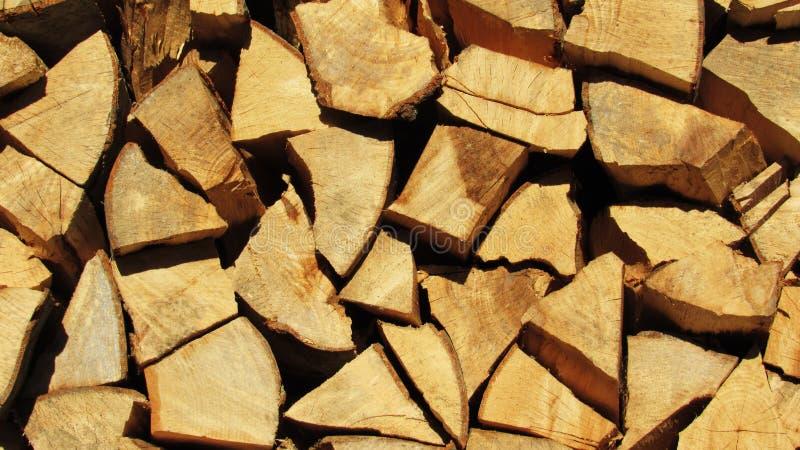 Die Beschaffenheit ist gehacktes Holz stockbilder