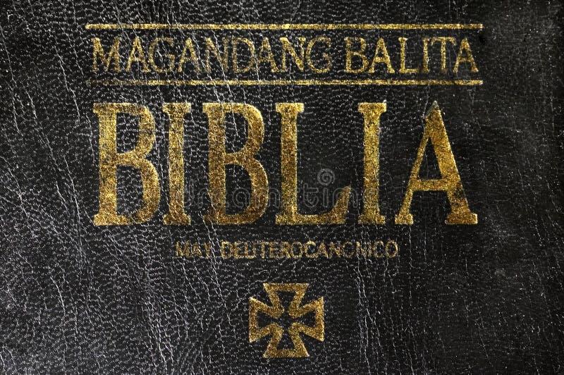Die Bibel stockfoto
