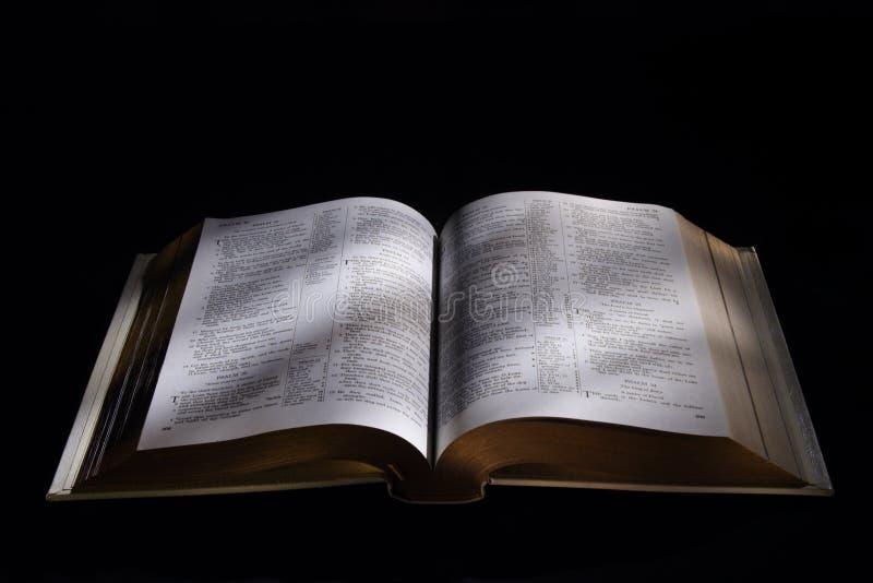 Die Bibel stockbilder