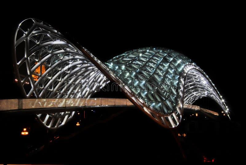 Die Brücke des Friedens lizenzfreies stockbild