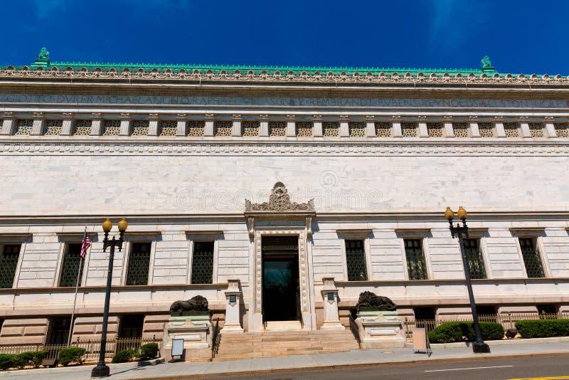 Die Corcoran-Galerie der Kunst im Washington DC US stockfoto