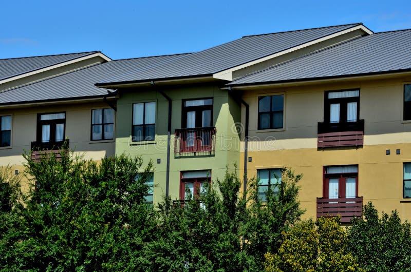 Die Dachböden stockfotos