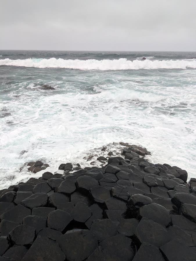 Die Damm-Ausblick des Riesen stockbild