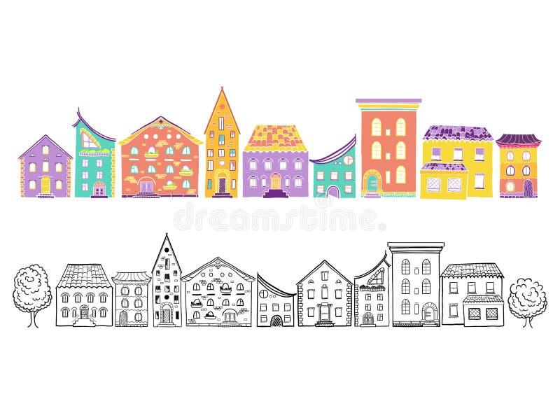 Berühmt Häuser Färben Bilder - Ideen färben - blsbooks.com