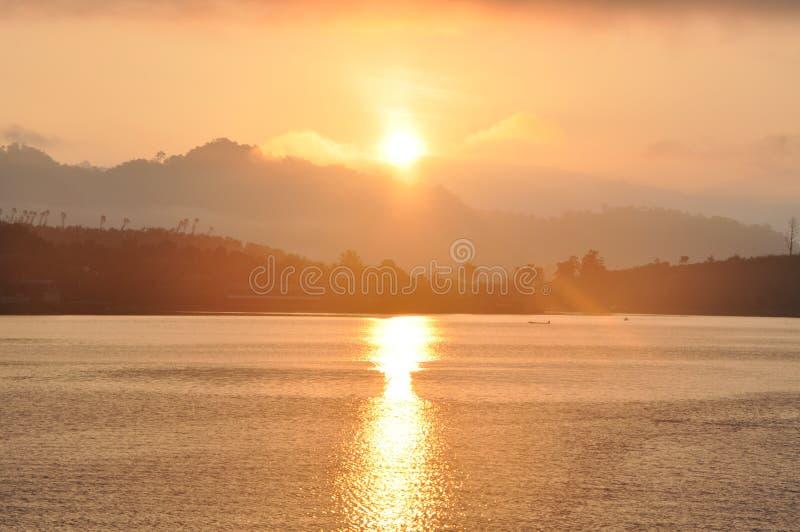 Die Energie der Sonne stockbild
