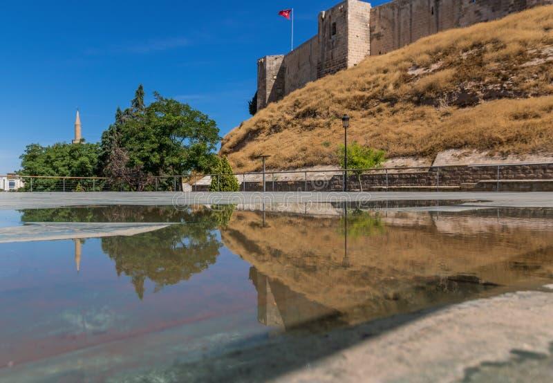 Die erstaunliche Schönheit von Gaziantep, die Türkei stockfotografie