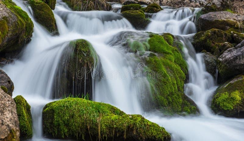 Die erste Quelle des Wassers lizenzfreie stockbilder