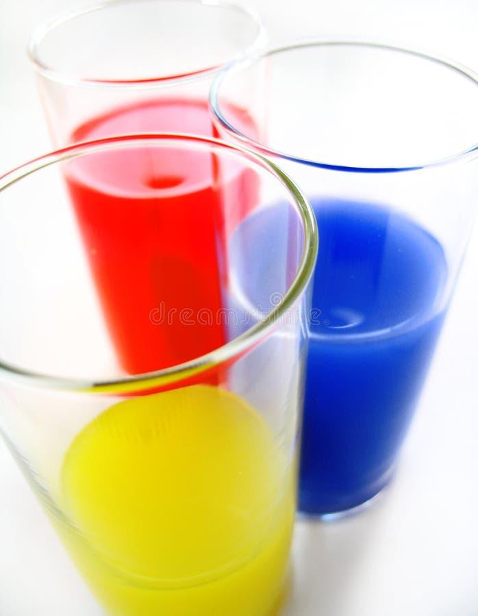 Die Farben lizenzfreies stockbild