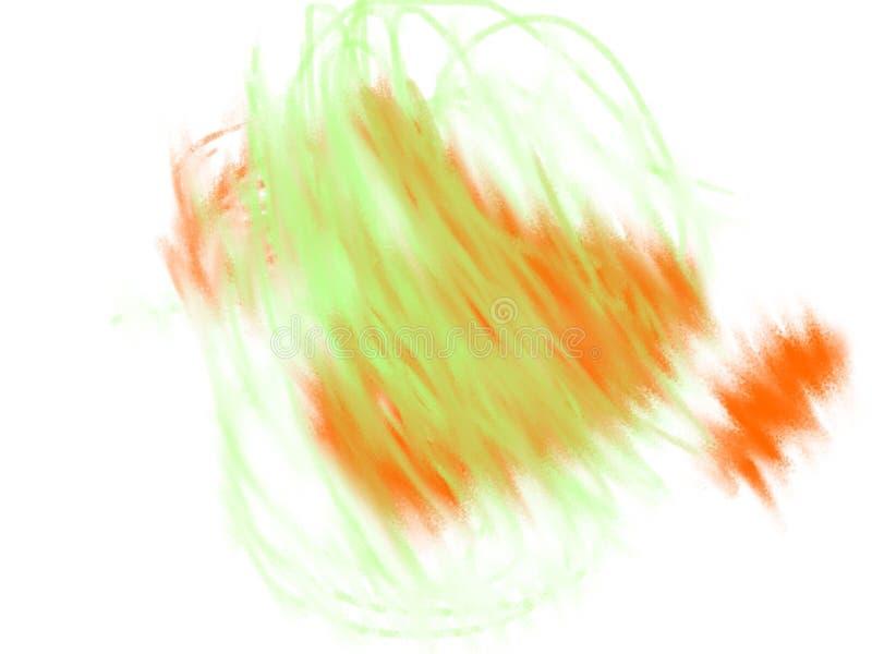 Die Farben stockfoto