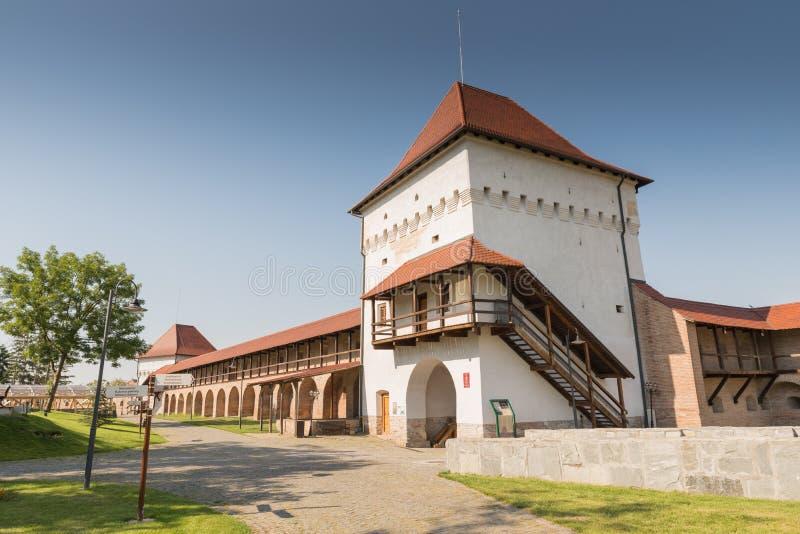 Die Festung von Targu Mures lizenzfreies stockbild