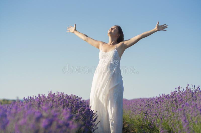 Die Freude am Leben lizenzfreies stockbild