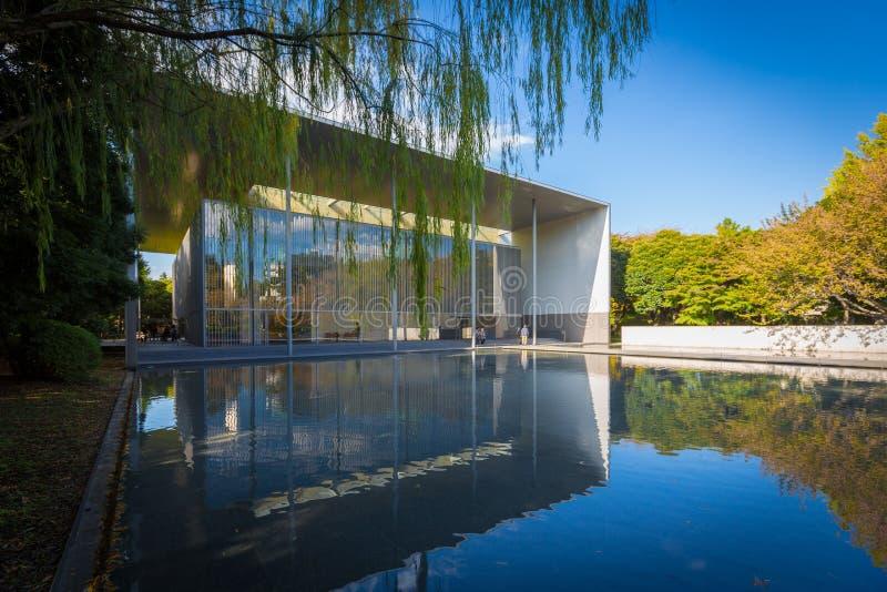 Die Galerie von Horyuji-Schätzen lizenzfreies stockbild
