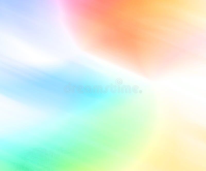 Die gemalte Oberfläche stockfotografie