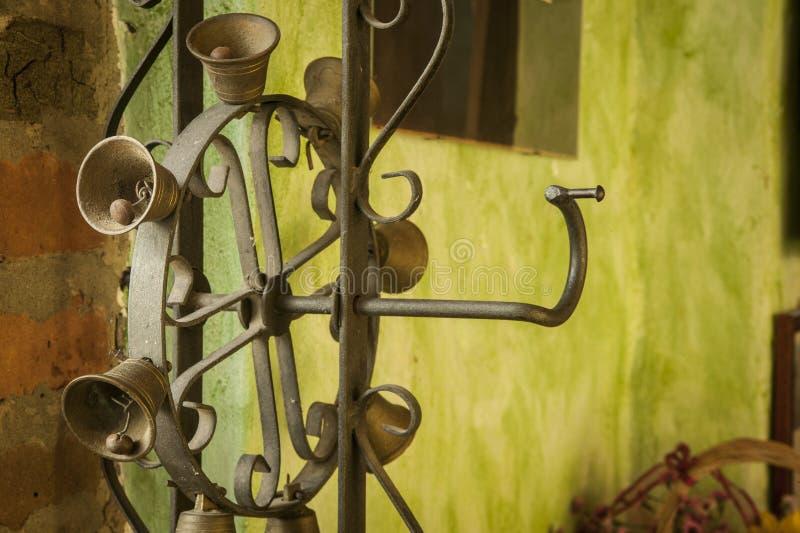 Die Glocken lizenzfreies stockfoto