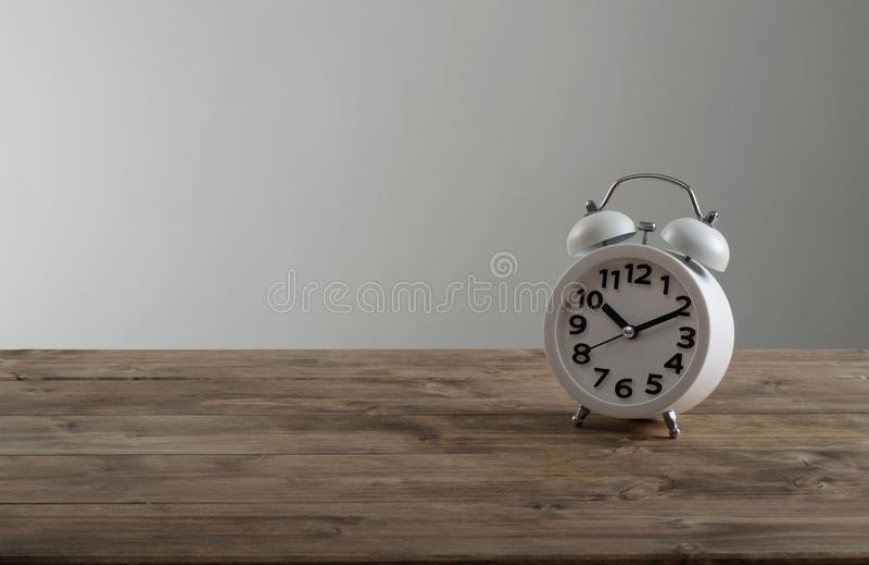 Die große Glocke stellt aufwachen sicher lizenzfreie stockbilder