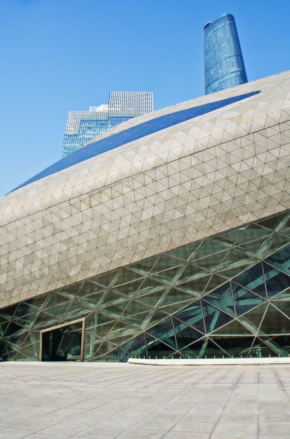 Die guangzhou-Finanzwesen-Mitte (GZIFC) stockbild