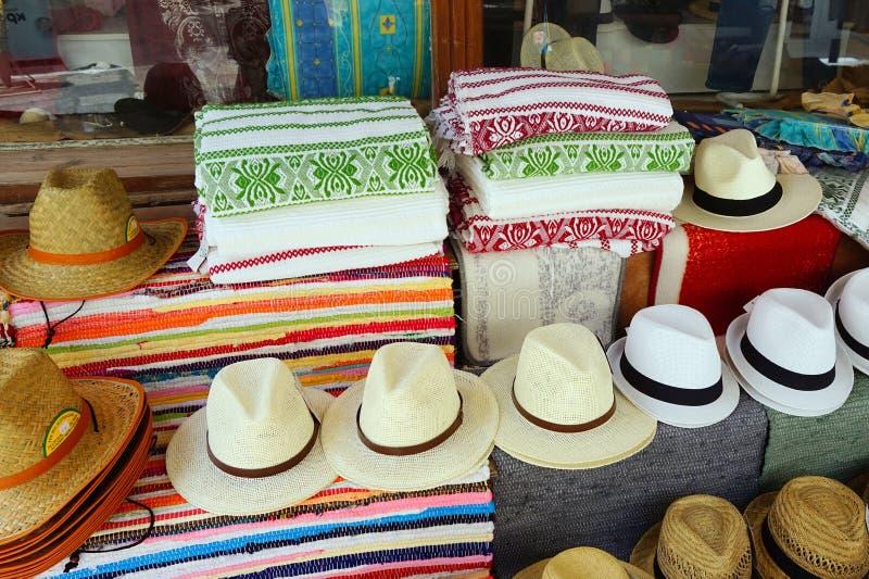 Die Hüte der Männer lizenzfreie stockfotografie