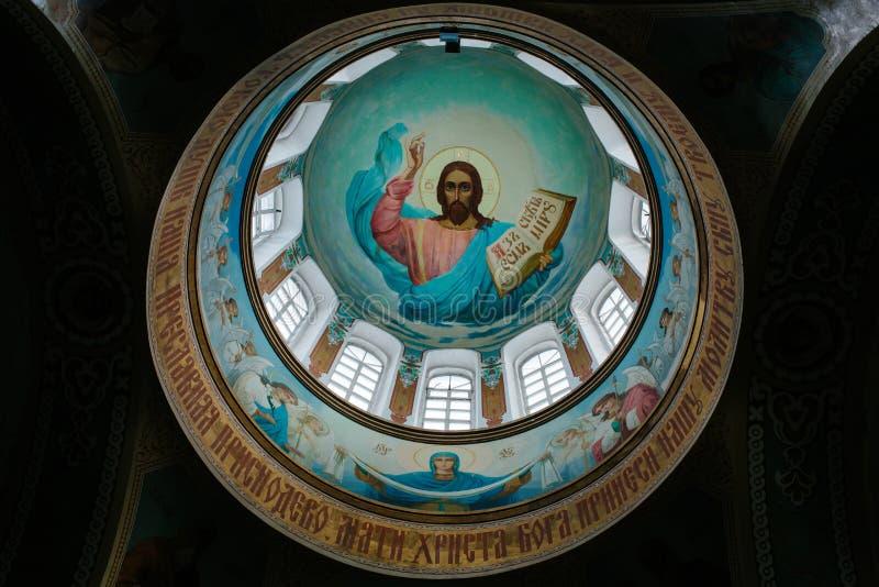 Die Haube der Kirche lizenzfreie stockfotos