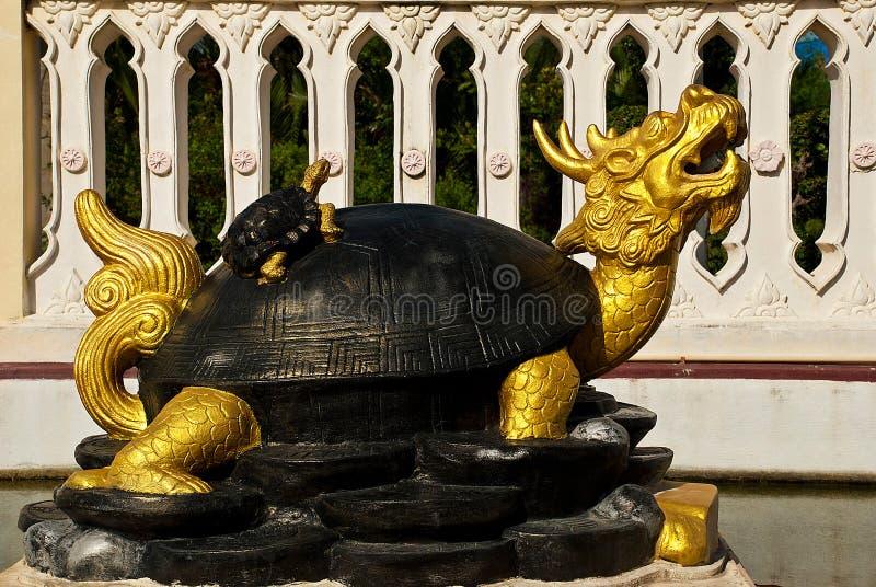 Die heilige Sache in Thailand stockfotos
