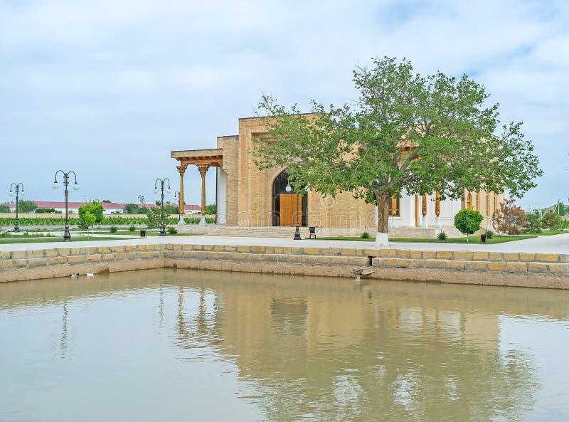 Die heiligen Stätten von Bukhara stockfotografie