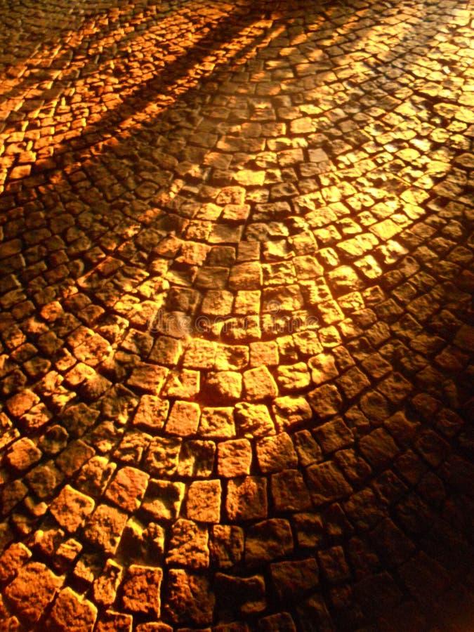 Die Herkules-Höhlen in Tanger Marokko stockfotografie