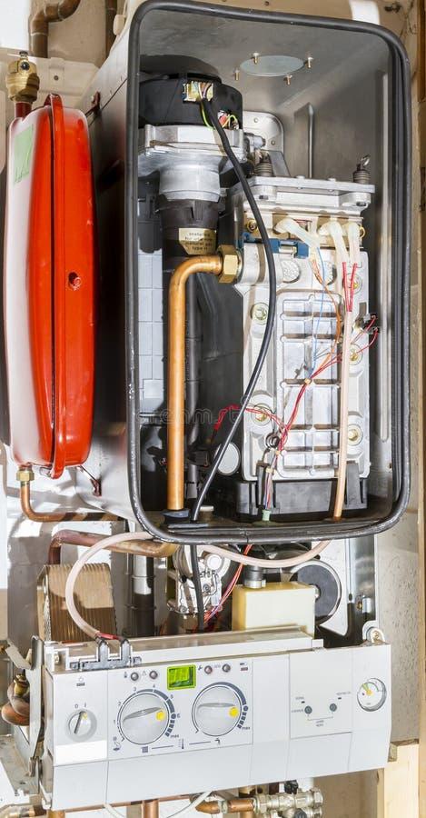 Die Inneren Funktionen Eines Kondensierenoder Combi-Kessels ...