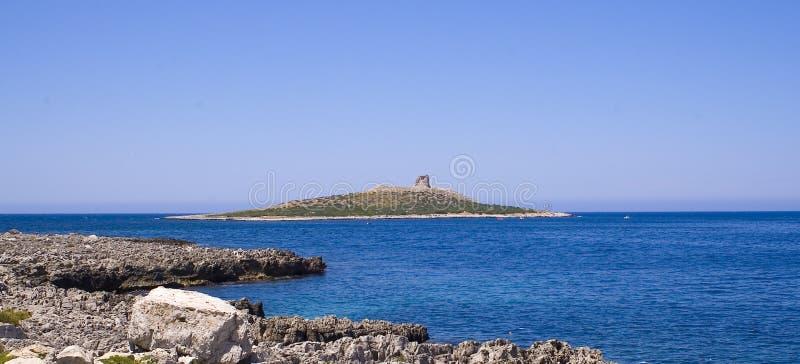 Die Insel stockbilder