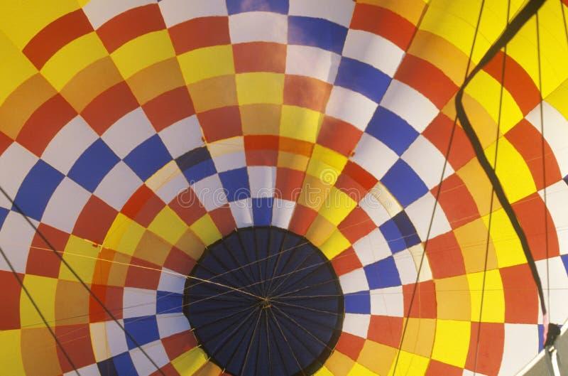 Die internationale Ballon-Fiesta Albuquerques im New Mexiko stockfoto