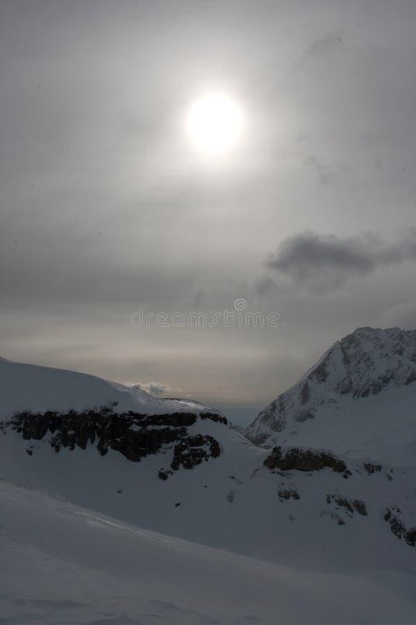 Die italienischen Alpen stockfotos