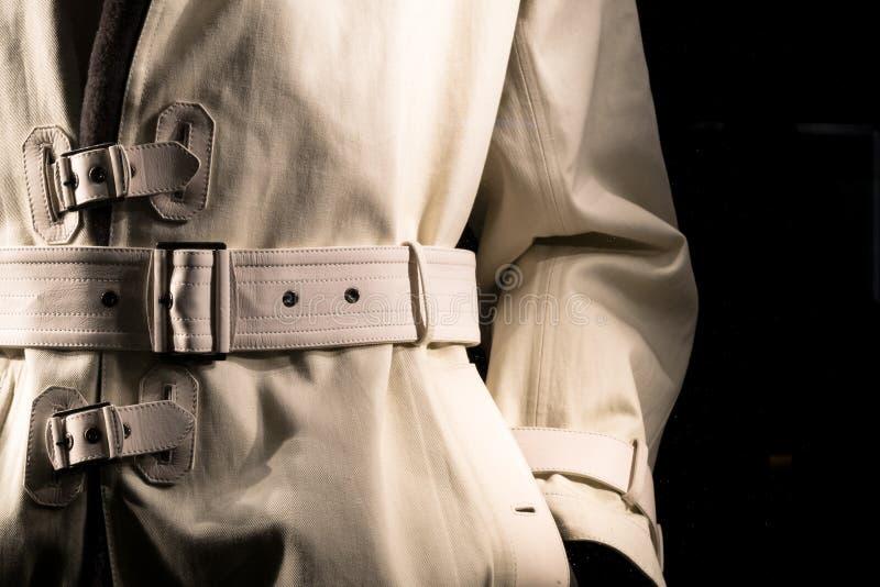Die Jacke des Detektivs (2) stockfoto