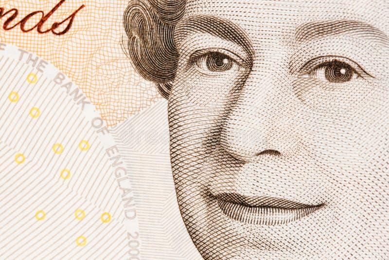 Die Königin lizenzfreies stockfoto