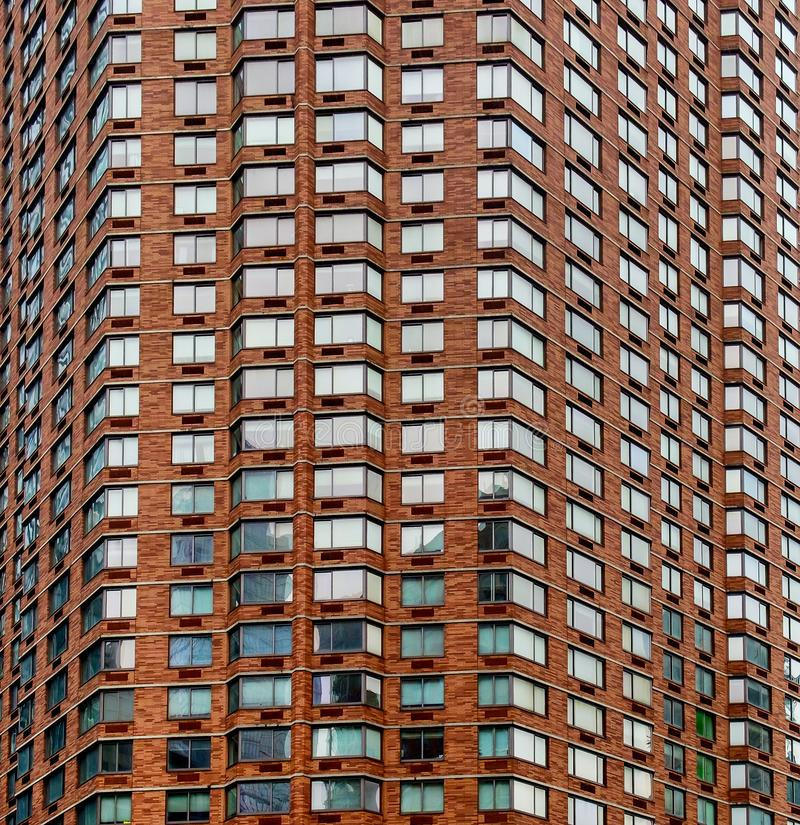 Die Küchen-Wolkenkratzer New- Yorkc$stadt-höllen lizenzfreie stockfotografie