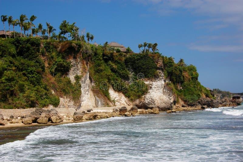 Die Küste lizenzfreies stockbild