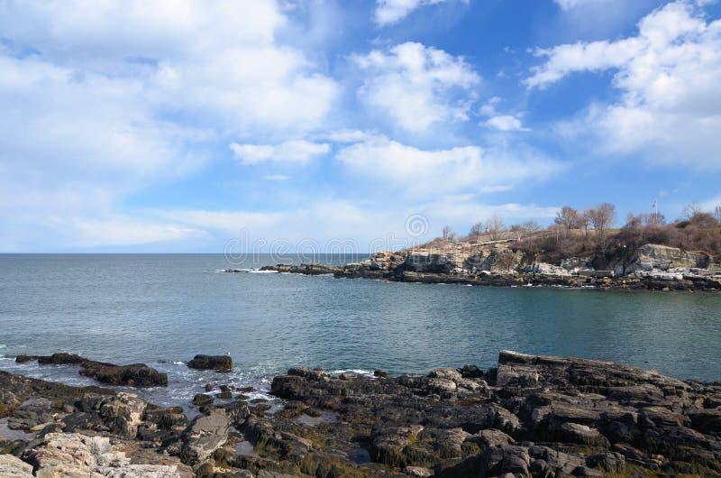 Die Küste stockfotos