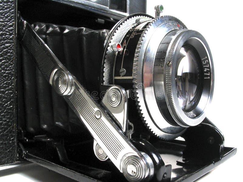 Die Kamera lizenzfreies stockbild
