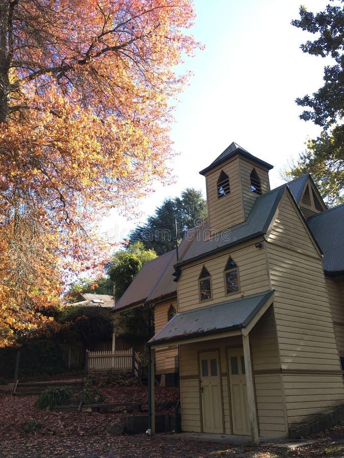Die Kapelle der Liebe, Melbourne stockfotografie