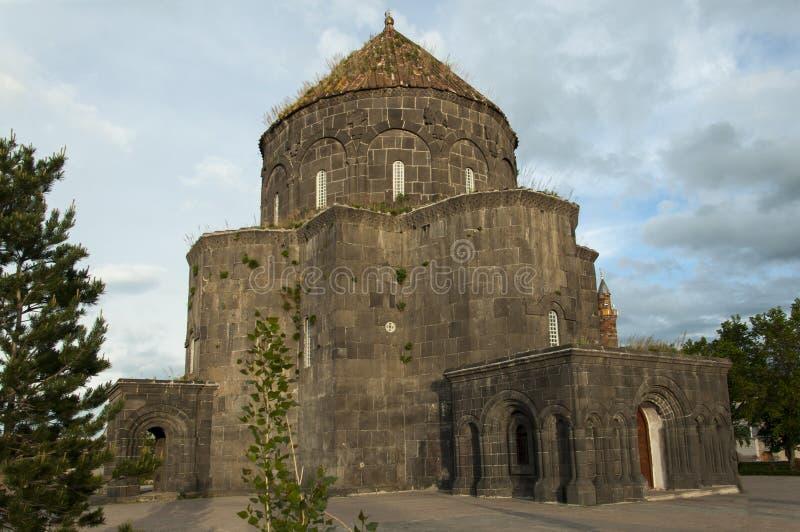 Die Kathedrale von Kars lizenzfreie stockfotografie