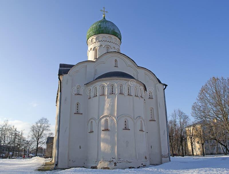 Die Kirche der zwölf Apostel lizenzfreies stockfoto